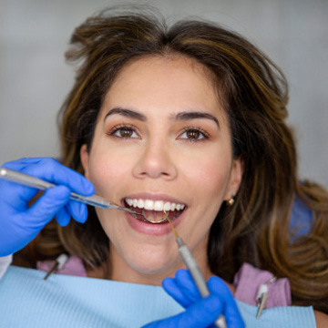 dental cleaning a must