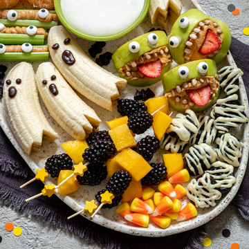 keep oral health on track this halloween